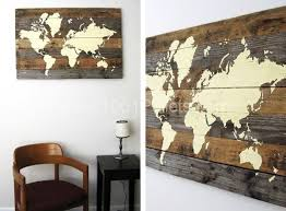 maps for home decor home decor