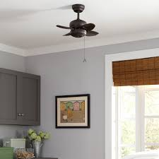shapely ceiling fans small
