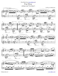 Pdf (digital sheet music to download and print), interactive sheet music (for online playing, transposition and printing), midi and mp3 audio files (including mp3 music accompaniment tracks to play along)* once you buy or access this item as a member, you'll be able to. Ludwig Van Beethoven Fur Elise For Piano Solo Download Classical Pdf Sheet Music Plus Midi And Mp3 Files
