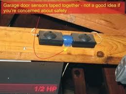garage door sensor bypass large size of garage door sensor wiring garage door sensor bypass large size of garage door sensor wiring diagram