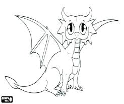 Realistic Dragon Coloring Pages Dragons Free Printable Of Komodo Fre