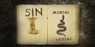 Image result for Venial Sin