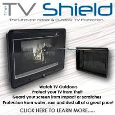 outdoor tv cover watch tv outdoors visit httpthetvshield outdoor covers r60