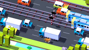 Small Picture Crossy Road Unity Connect