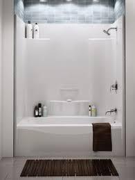 Kohler Sterling 1 Pc Tub Shower  Google Search  Bathroom Remodel One Piece Fiberglass Tub Shower Combo