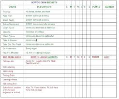 Daily Weekly Monthly Chore Chart House Chore List Riverfarenh Com