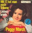 Bildergebnis f?r Album Peggy March Mit 17 Hat Man Noch Tr?ume