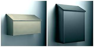 bronze wall mount mailbox copper mailbox wall mount my search for a wall mount mailbox and