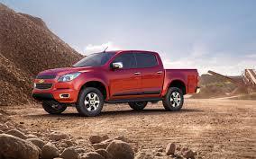 Revealed: Chevrolet Shows Off 2012 Colorado