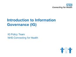 Introduction To Information Governance Ig Ppt Video Online Download