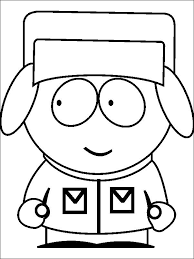 Coloring Pages South Park Picture 3