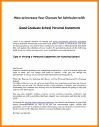 High School Resume Sample High School Personal Statement Essay Examples Nursing Image 96