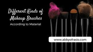 from the of some makeup brushes you would think some of them are made of gold or something if you re just starting your career as a make up artist