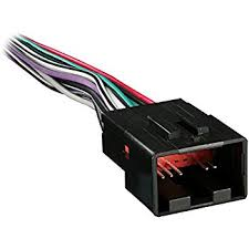 amazon com metra electronics 70 5520 wiring harness for select 2003 Metra Wiring Diagram at Metra 70 5520 Receiver Wiring Harness