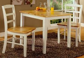 dinette sets for small spaces. Contemporary Small Dinette Sets Pertaining To JTF 01 Wood Bistro Set Alfa Dinettes Plan 2 For Spaces F