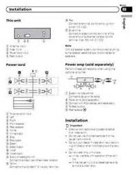 wiring schematic for pioneer deh mp images wiring diagram schematic diagram pioneer deh 1300mp service manual