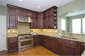 Dark Brown Cabinets Kitchen Kitchen Cabinets Small Kitchen Wooden Ikea Small Kitchen With