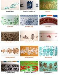Rare Pyrex Patterns Simple Pyrex PatternsClick On The Image For All On The Website Pyrex Love