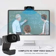 PC Kamera 1080P mit Mikrofon USB Computer Camera Webcam Videoanrufe  Konferenzen