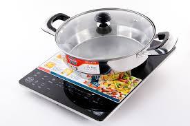 Bếp Điện Từ Sunhouse SHD6800 | Bếp, Tủ bếp, Thức ăn