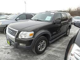 2006 ford explorer tires size 2006 ford explorer xlt in aberdeen md carnation