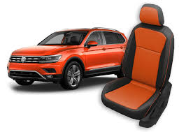 vw tiguan seat covers leather seats