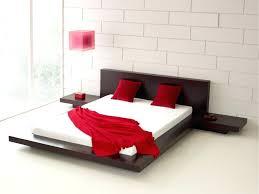 Low Profile Bed Frame Low Profile Bed Frame King On Beds Inspiring ...