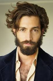 Scruffy Facial Hair Style 117 best man buns and beards images hairstyles 6827 by wearticles.com