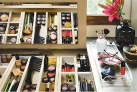 makeup organization ideas 16