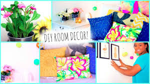 diy tumblr room decorations for teens cute affordable youtube