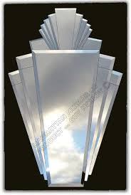 Image result for art deco mirrors
