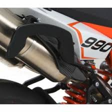 hepco becker 630 763 c bow side carrier for ktm 990 supermoto r