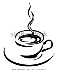 coffee cup vector black and white. Contemporary Vector Hot Coffee Cup Vector Illustration And Coffee Cup Vector Black White