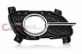 2008 Infiniti G37 Coupe Fog Lights Nissan Infiniti Infiniti Oem Fog Light Conversion Kit Sport Bumper Infiniti G37 08 10 Cv36 6225x Kt 26150 8993a 26155 8993a Concept Z
