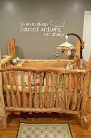 best 25 rustic crib ideas on rustic nursery