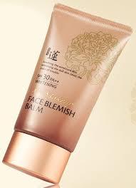 blemish balm whitening cream s ขนาด 50 ml welcos no makeup face bb whitening spf30 pa