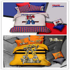 details about transformers single queen king size bed quilt doona duvet cover set 100 cotton