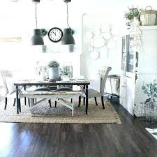 how big should a rug be under a table kitchen table rugs round large rugs for