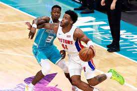 Pistons vs. Hornets GameThread: Game ...