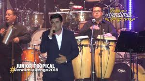<b>Junior</b> Tropical en la #VendimiaRengo2018 - YouTube