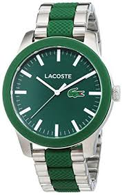 lacoste men s watch 2010892 amazon co uk watches lacoste men s watch 2010892