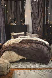 Skull Bedroom Curtains