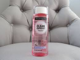 review maybelline clean express waterproof eye make up remover
