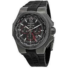 Bentley Gmt Light Body B04 Midnight Carbon Breitling Bentley Gmt Light Body Chronograph Automatic Black Dial Mens Watch