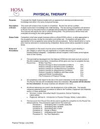 Physical Therapy Assistant Resume - The Best Letter Sample inside Physical  Therapist Assistant Resume