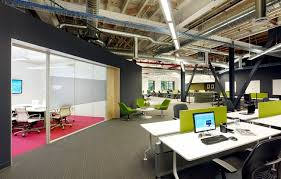 modern office. Modern Office Design Of The Skype Headquarters In Palo Alto, California