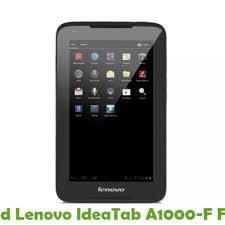 Download Lenovo IdeaTab A1000-F ...
