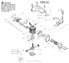 poulan pp260 gas saw type 4 260 gas saw type 4 parts diagram for zoom