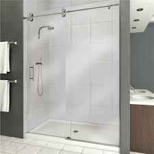 shower doors rods