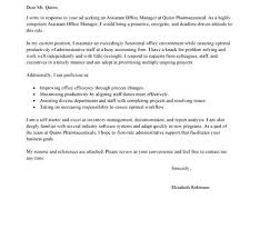 admin support cover letter cover letter examples for medical support assistant office